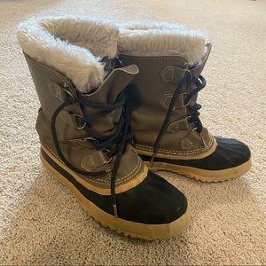 Sorel Snow Duck Boots Vintage